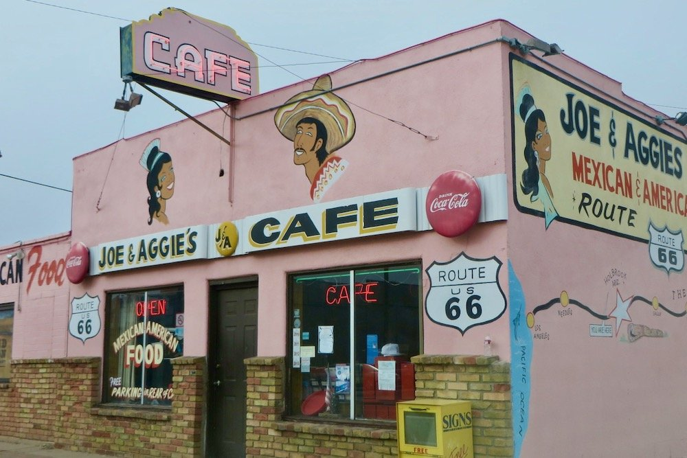 Joe and Aggie's Mexican Cafe