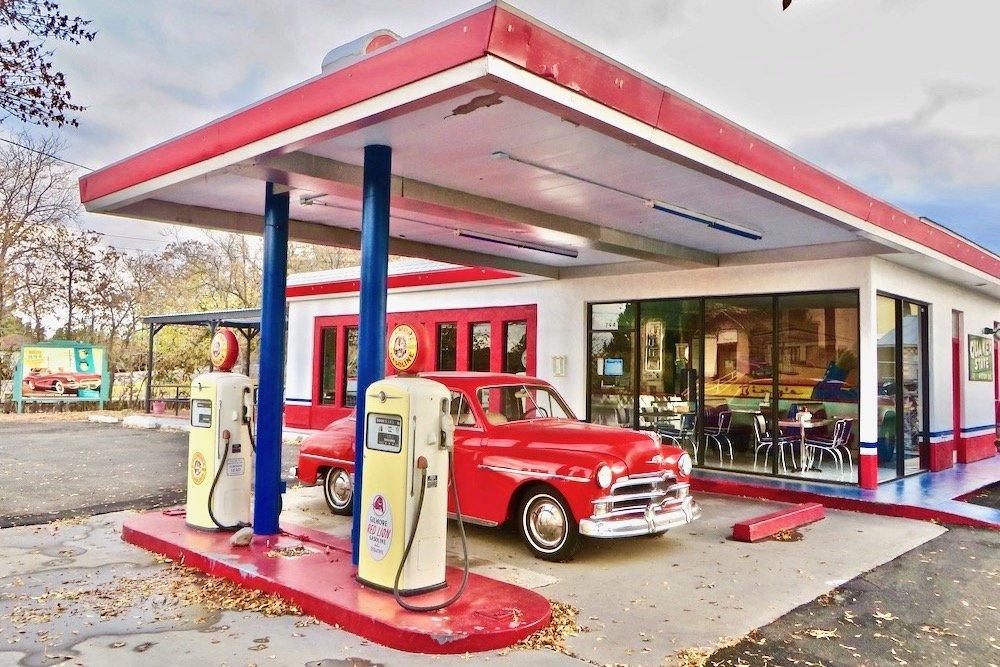 Bings Burger Station Cottonwood Arizona