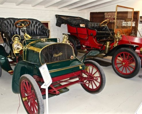 1905 Franklin Model A Runabout