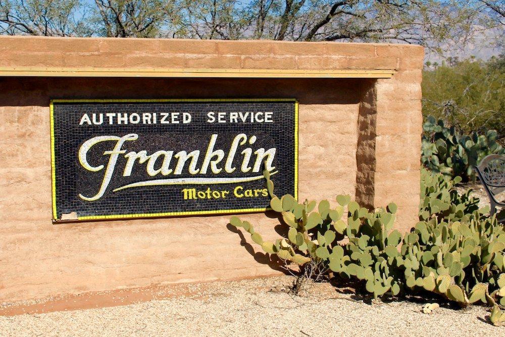 Franklin Automobile Museum Tucson Arizona