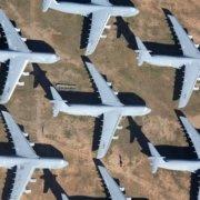 Boneyard Tour Davis Monthan Air Force Base