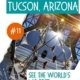 Image of multi-faceted telescope mirror-thing to do in Tucson